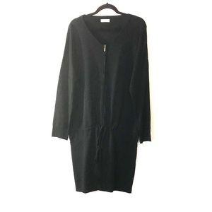 Calvin Klein Knit Tunic Dress Size *L